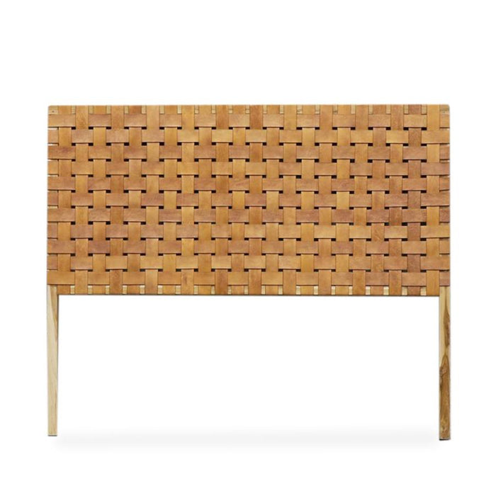 Acapulco Queen Headboard - tan