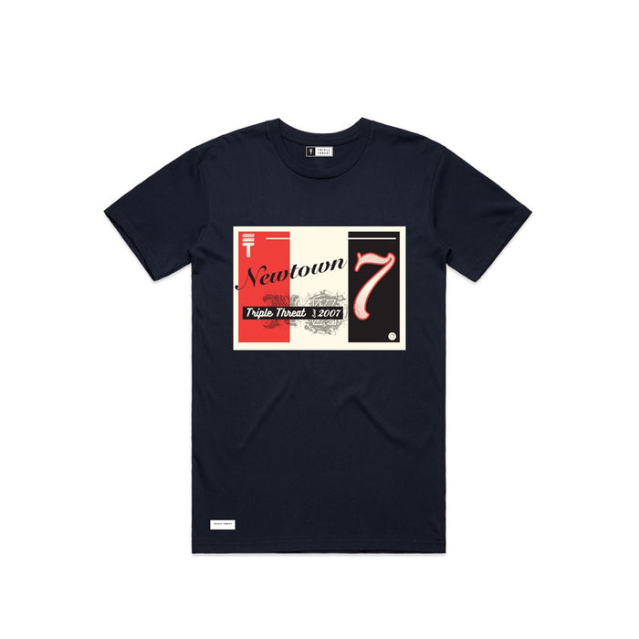 Newtown T-Shirt - OG, Navy