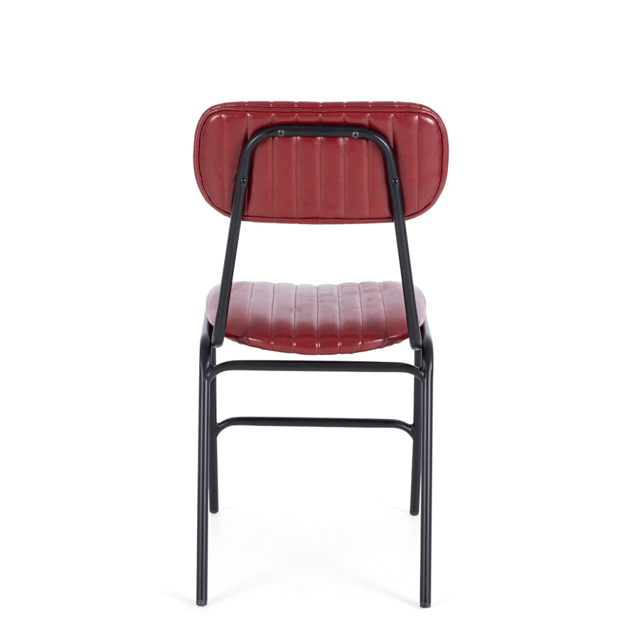 Cue Dining Chair - Red