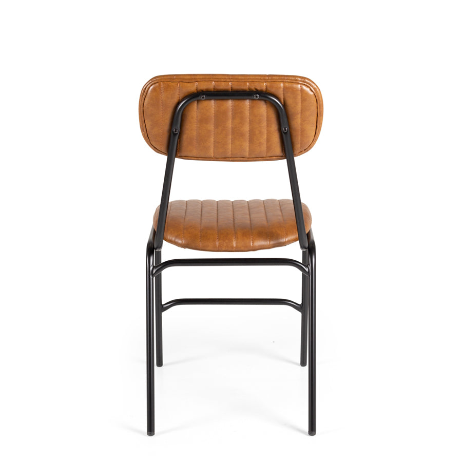 Cue Dining Chair - Tan
