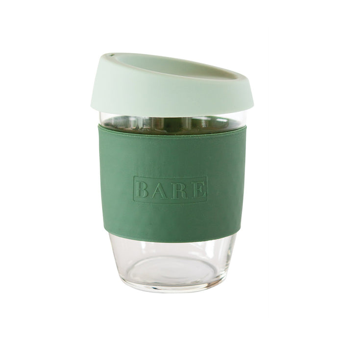 Bare reusable coffee cup - sage