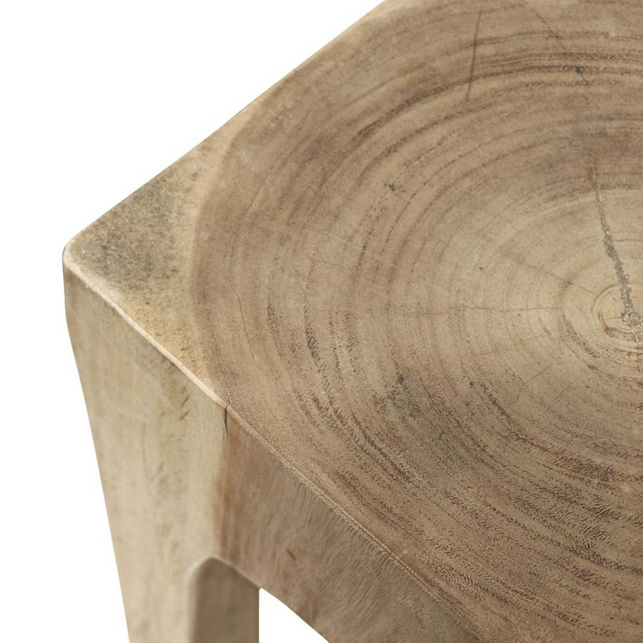 Jami Side Table - Natural