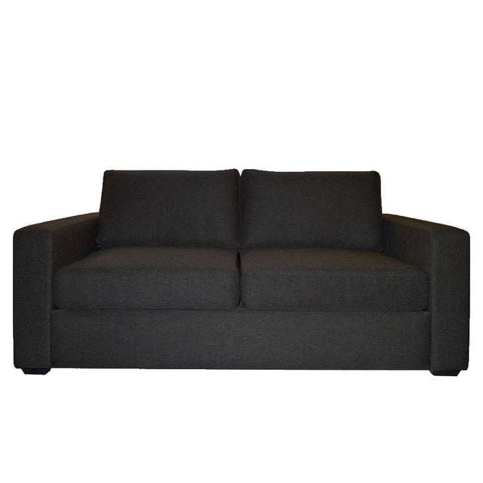 Coco Queen Sofa Bed - Dolly Ebony
