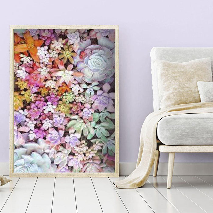 Summer Succulents - Art Print