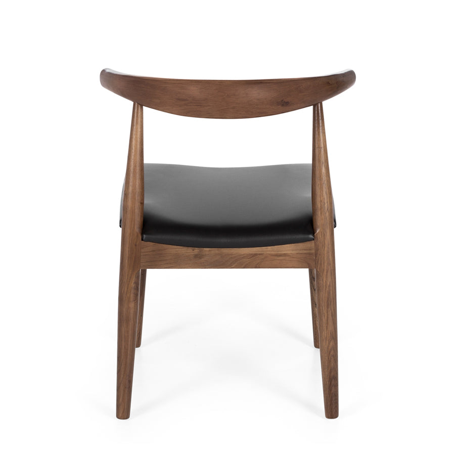 Elan Dining Chair - Walnut