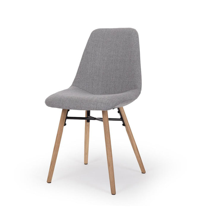 dining chair light grey