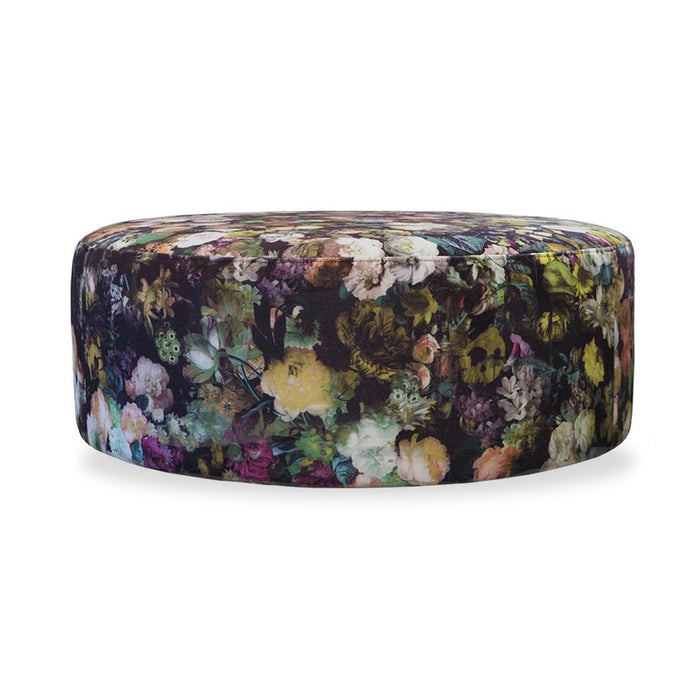 Flowerbomb ottoman - 3 colours