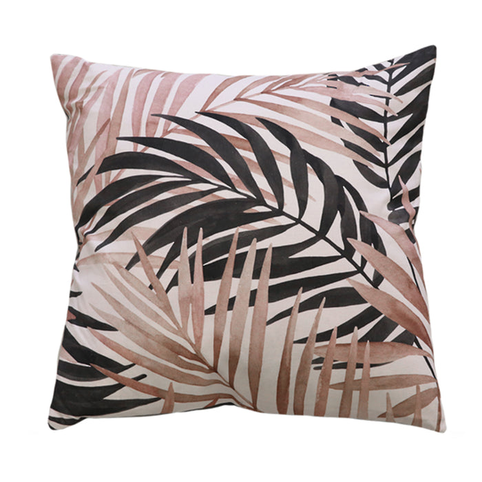 Frond Cushion with Inner