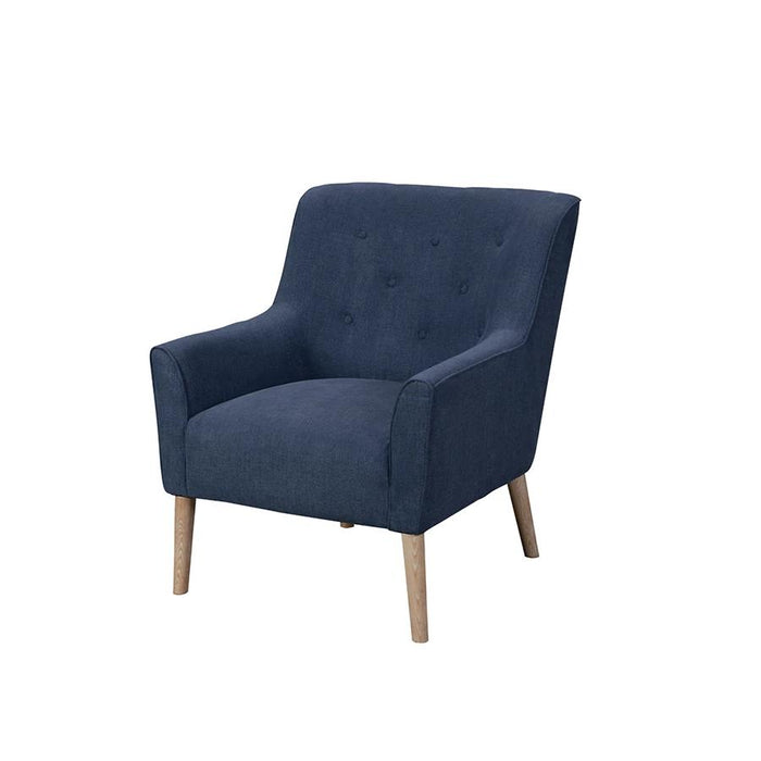 Jensen armchair - dark blue