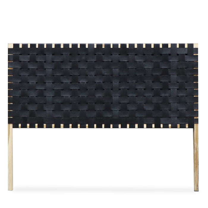 Acapulco King Headboard - black