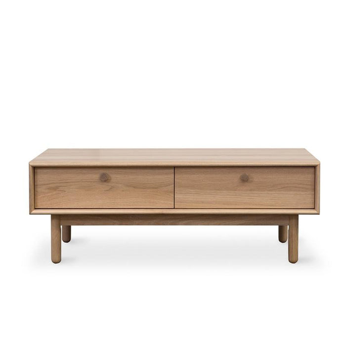 Lars coffee table with drawers