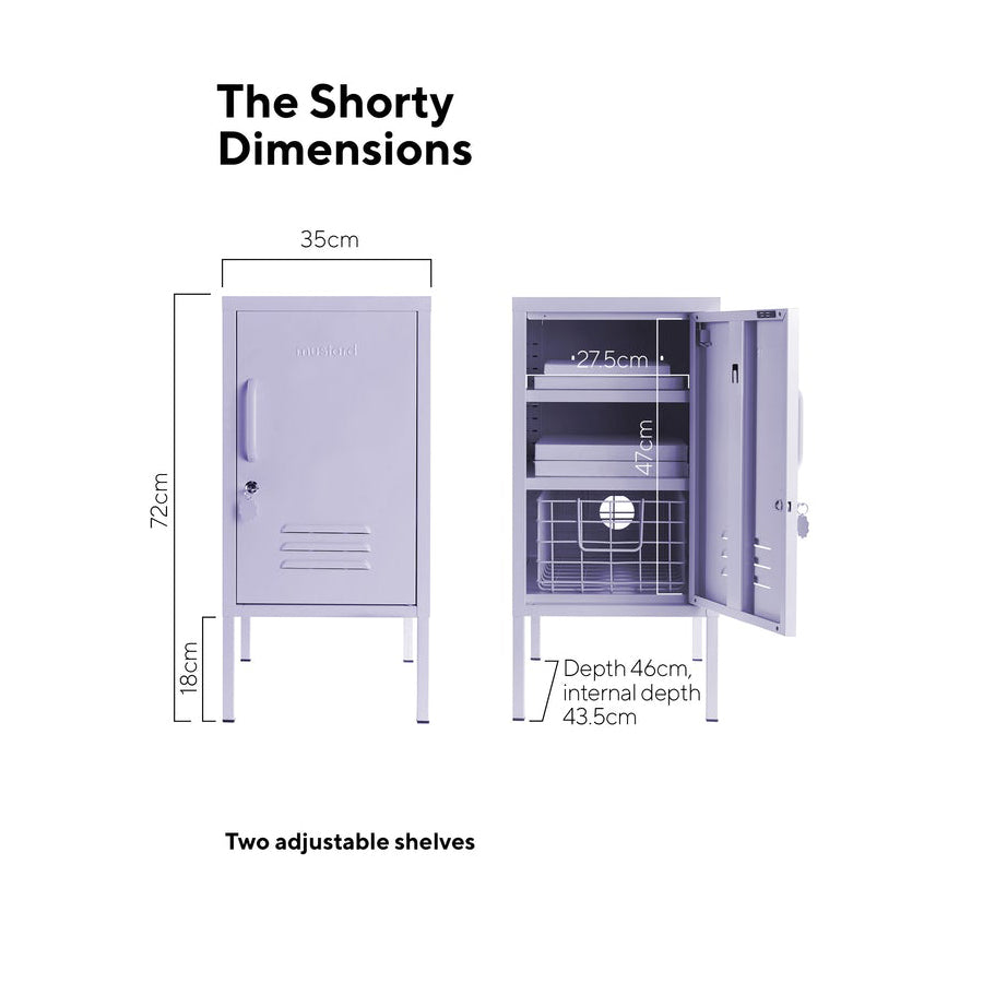 Koathanger Dining Chair - Vintage Tan - Measurements