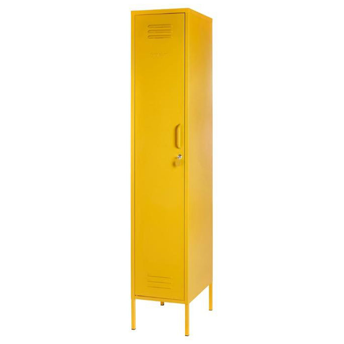 skinny locker in mustard colour