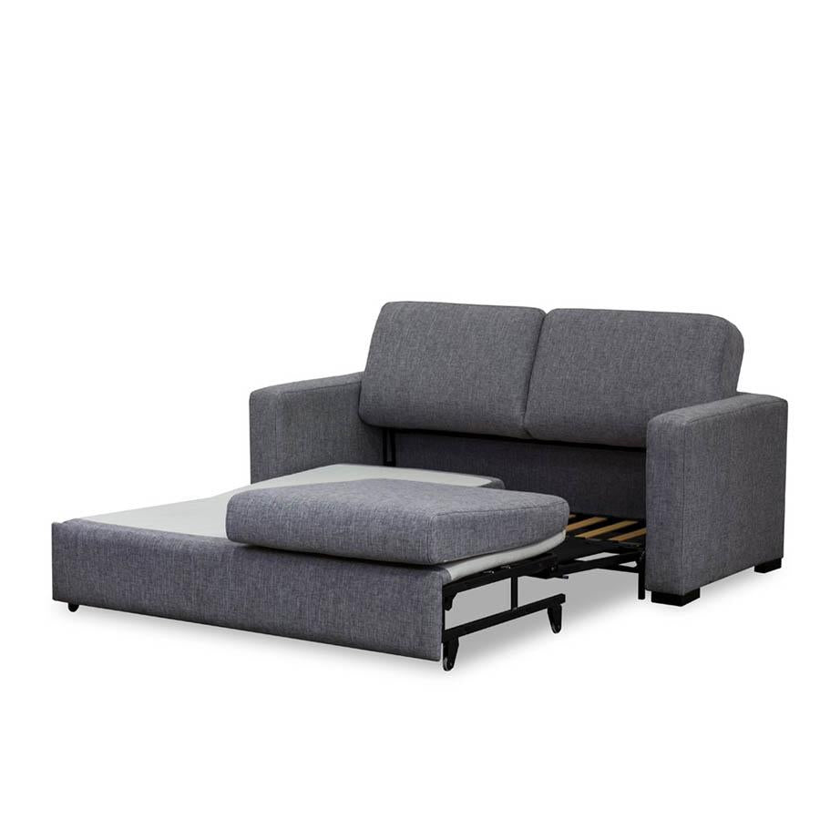 Obelix Queen sofa bed - Storm