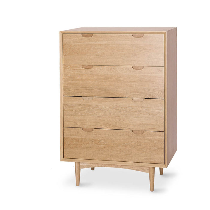 Oslo 4 drawer chest