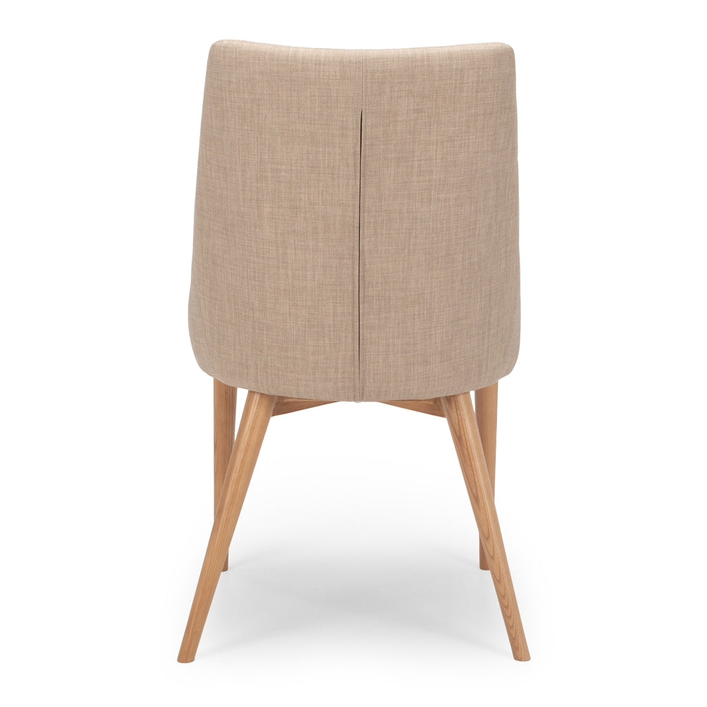 dining chair beige