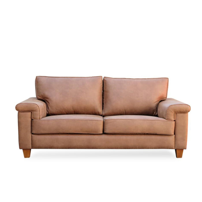 Palm  Springs 2.5 Seat Sofa -  Vegan leather Eastwood 'Tan'