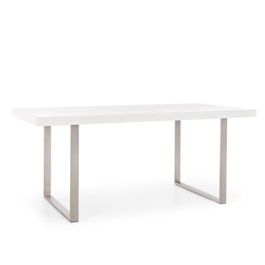 Sabastian Dining Table - white
