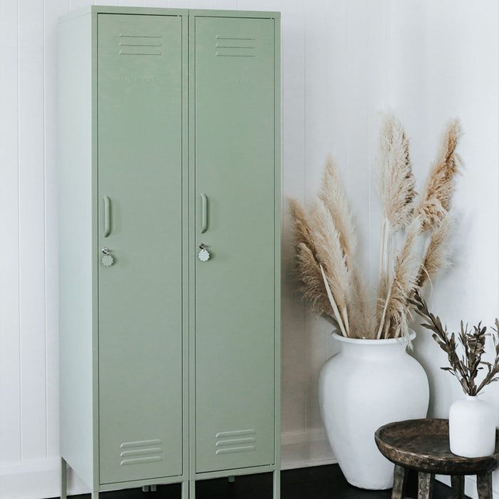 Mustard Made Skinny Locker - Sage