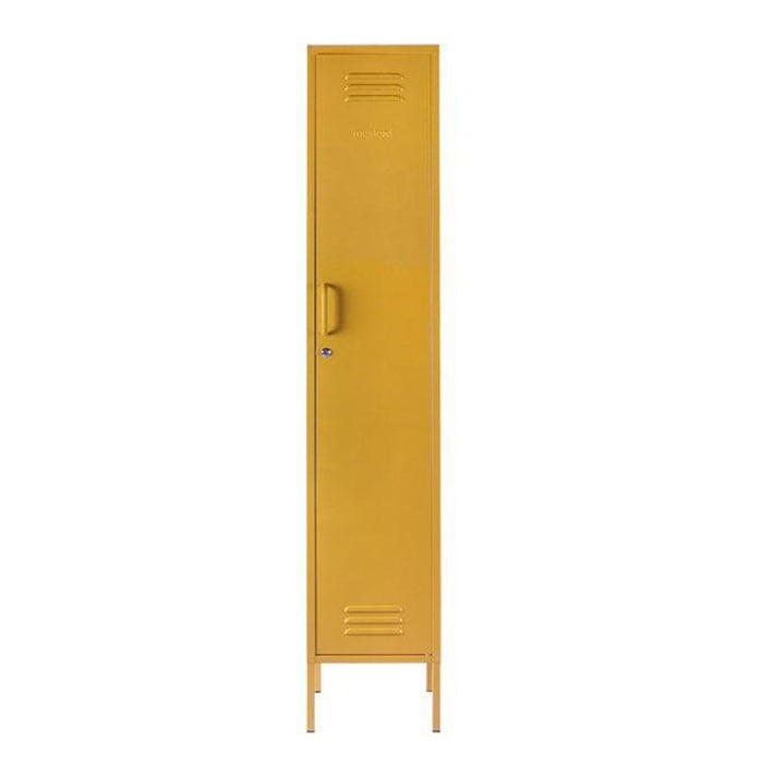 skinny locker - mustard