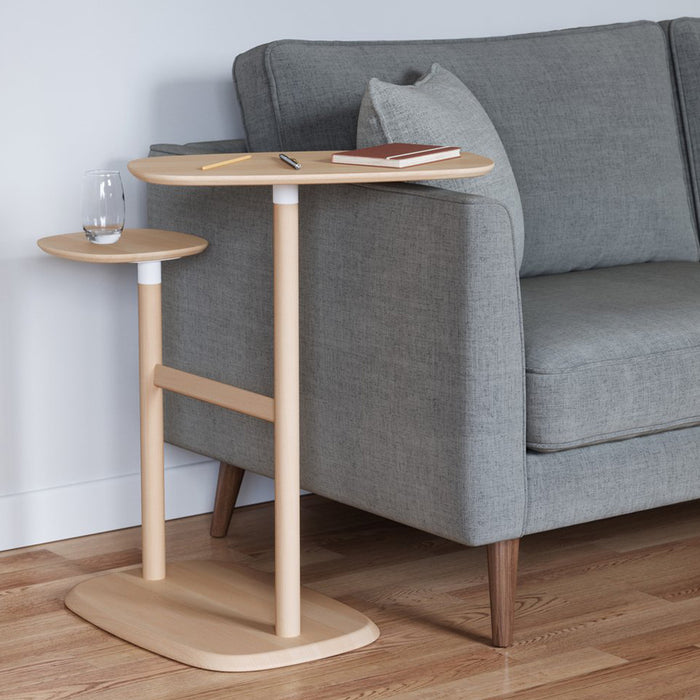 Swivo side table - Natural