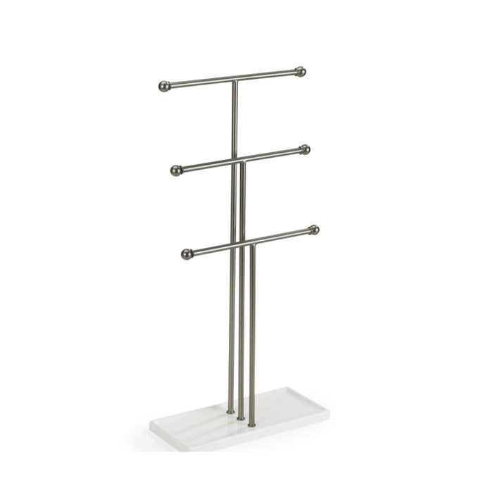 Umbra Trigem Jewellery Stand - Nickel