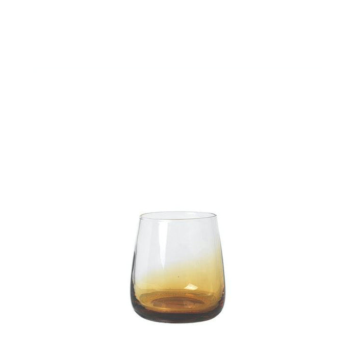 Amber Short Tumbler - Glass