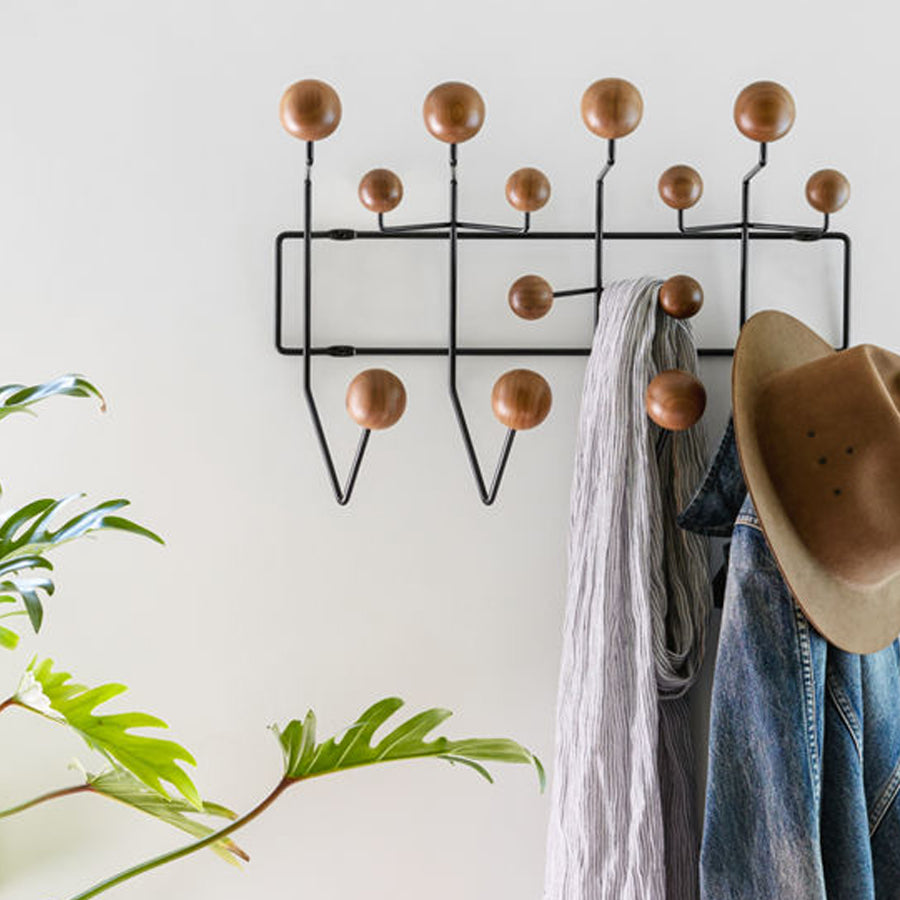 Eames Hang it all - Walnut