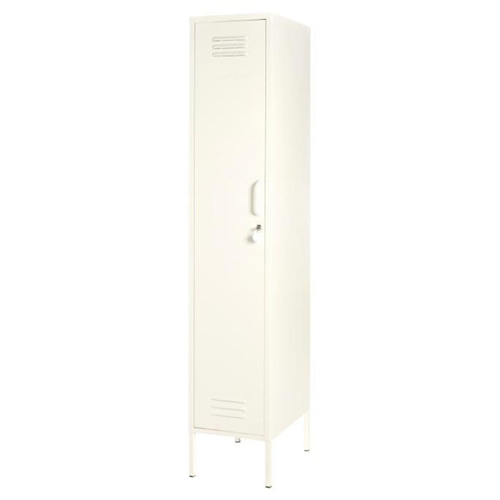 skinny locker in white colour