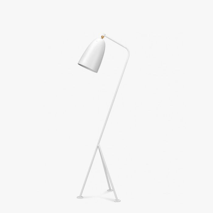 Grass Hopper Floor Lamp White