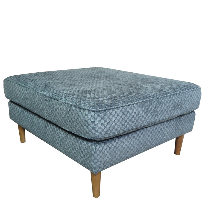 Pillow top ottoman - Brissaud Reef
