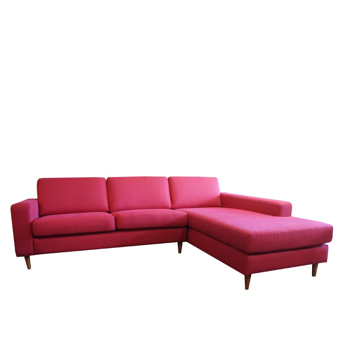 Coco 3 Seat Sofa & Chaise - Dolly 'Poppy'