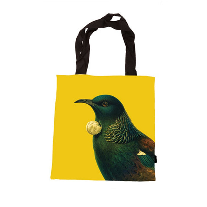 Bright Tui tote bag
