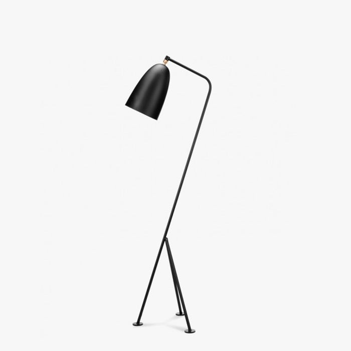 Grasshopper Floor Lamp - Black