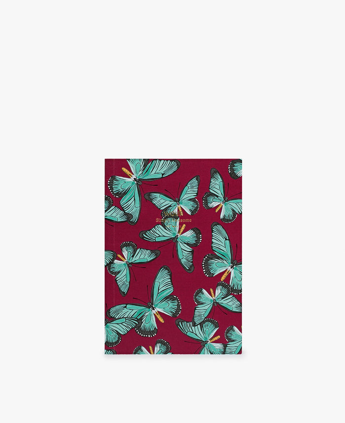 Wouf Butterfly A5 Notebook