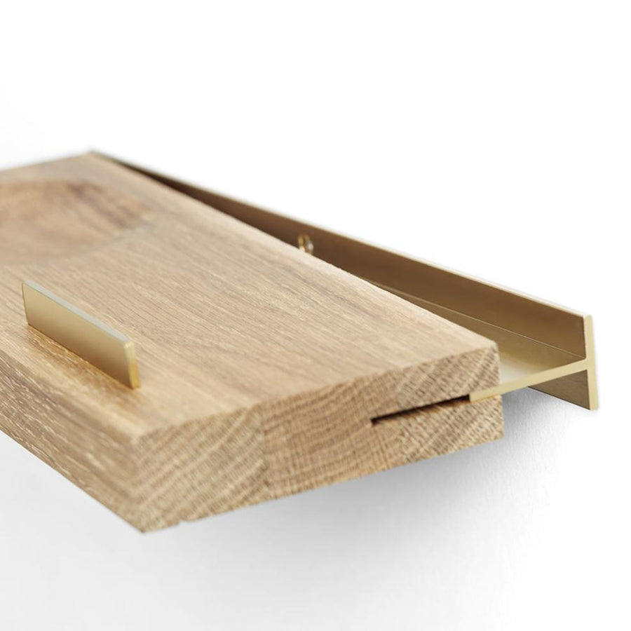 Chi Cura Tabula Shelf 3 - Oak