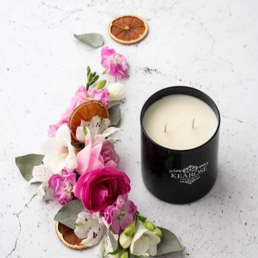 Kearose Superior Candle - Black Raspberry