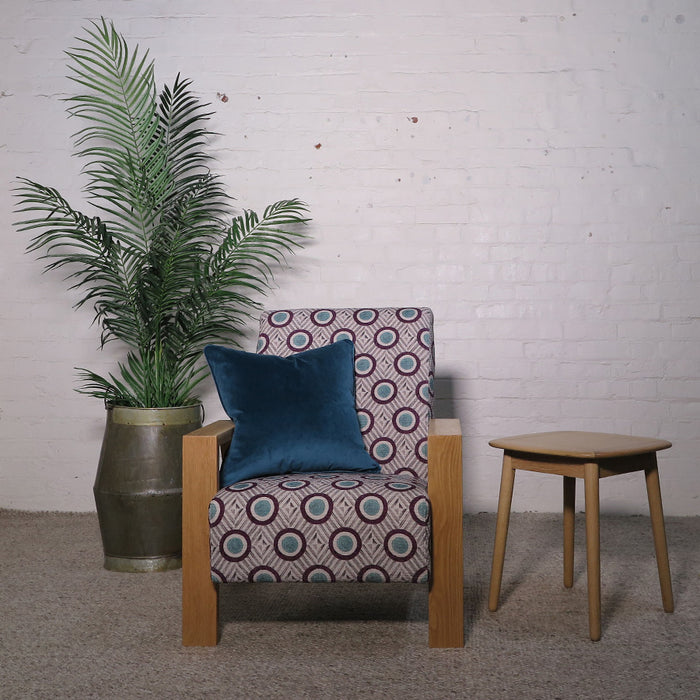 Mogambo Armchair - Sezio 'Plum' - In home