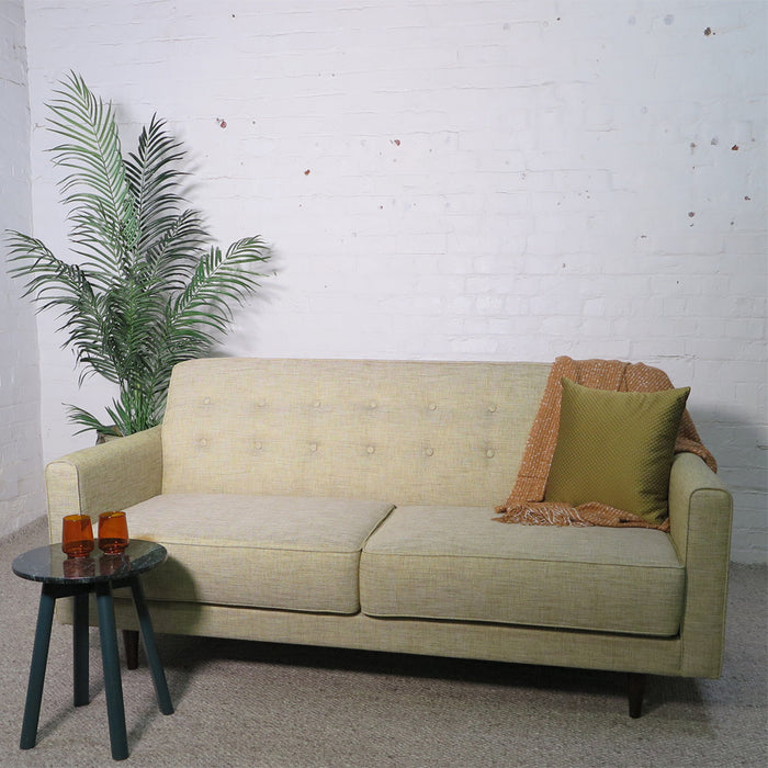 Ventura 2.5s sofa - Nixon Sunshine - in home