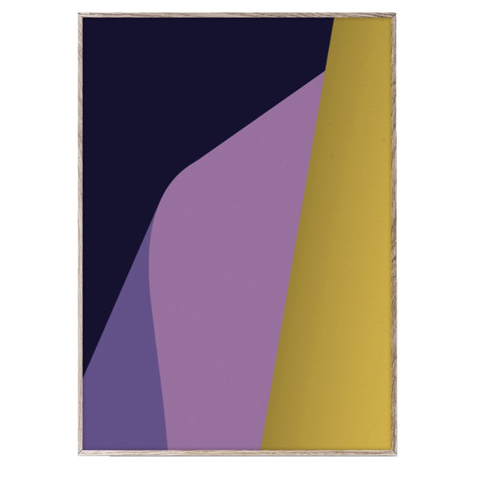 Art Print - Colour Fold 01
