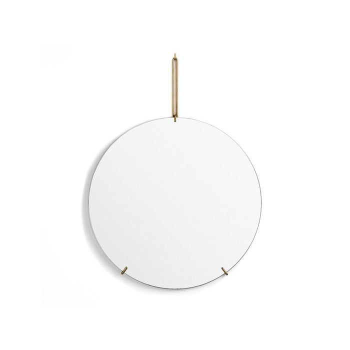 Moebe Wall Mirror - Brass - 500mm