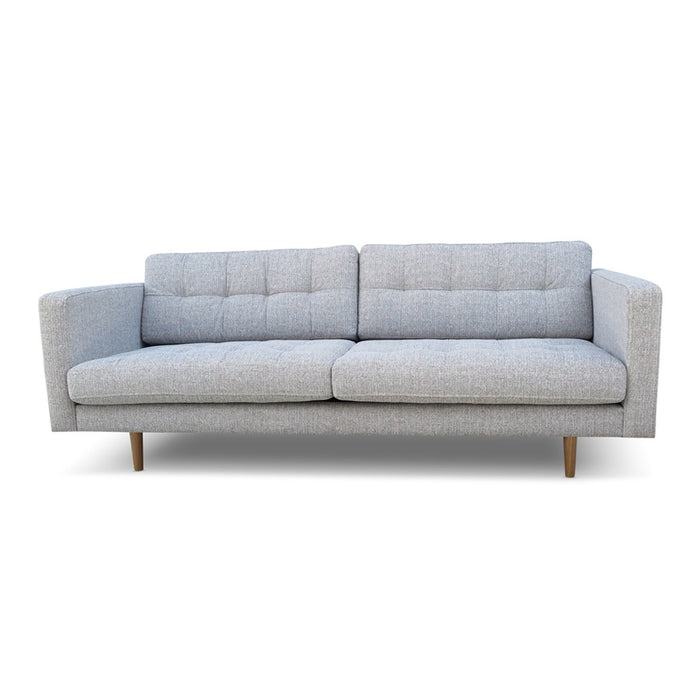 Hamptons 3 Seat Sofa - Light Grey