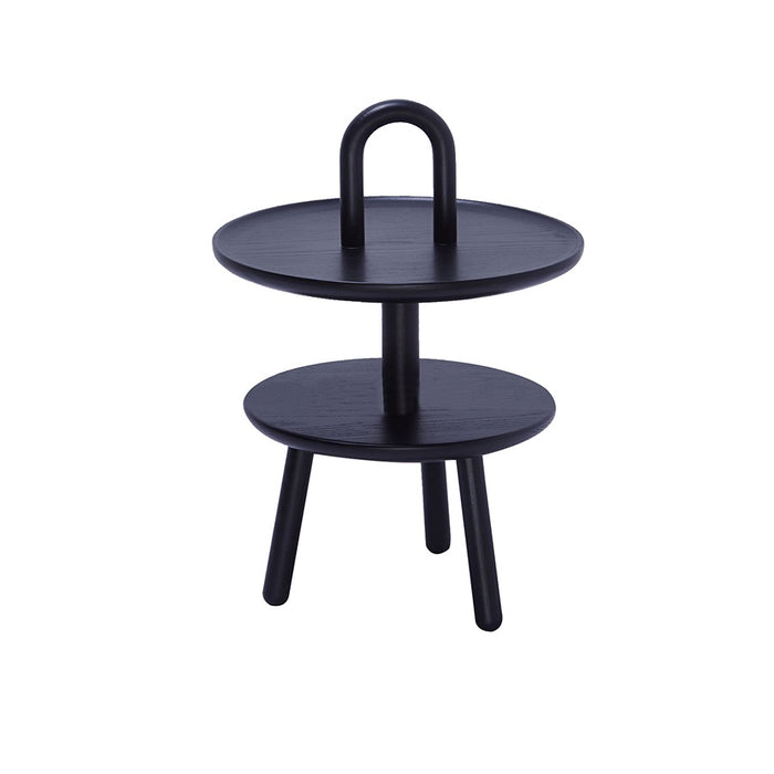 Sushi Side Table - Charcoal