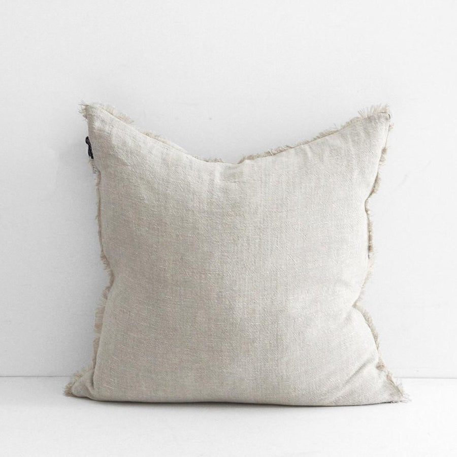 Keaton Cushion - Cream/Natural - Context