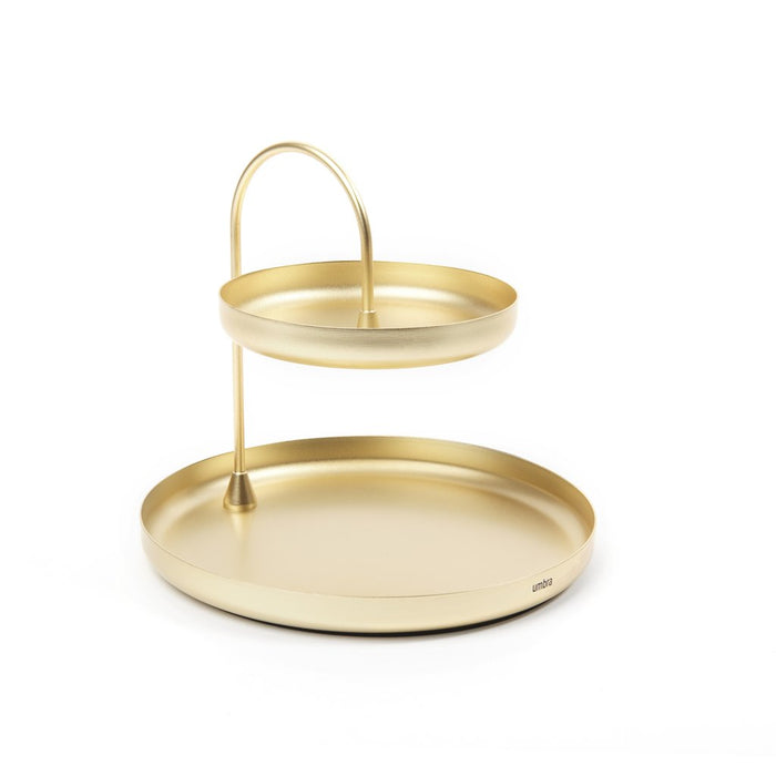 Umbra Poise Two Tier Accessory Tray