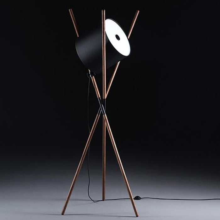Shift Floor Lamp - Black