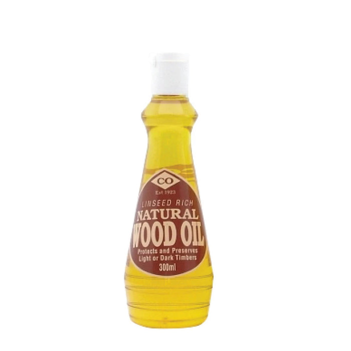 CO Products - Linseed Wood Oil