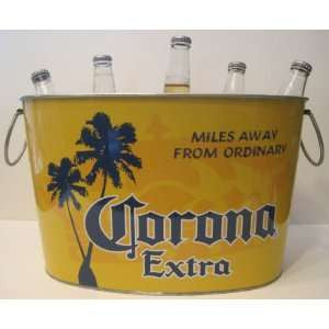 All Metal Beer Buckets