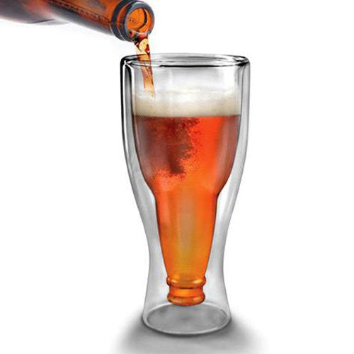Inverse Beer Glass
