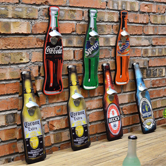 Beer Bottle Openers
